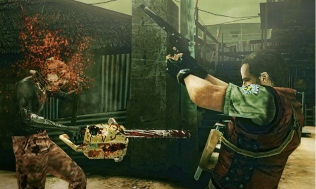 Resident Evil: The Mercenaries 3D Screenshot - 843808