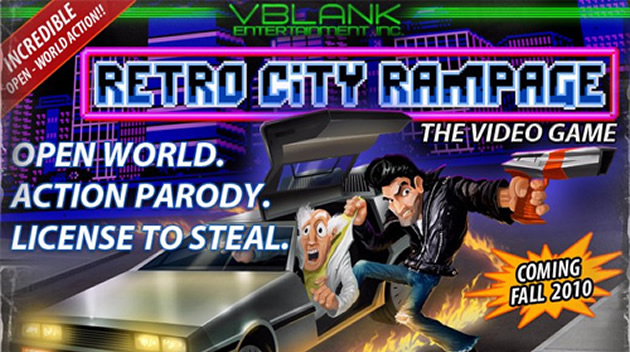 Retro City Rampage Boxart