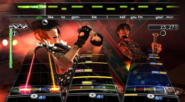 Rock Band 2 - Feature
