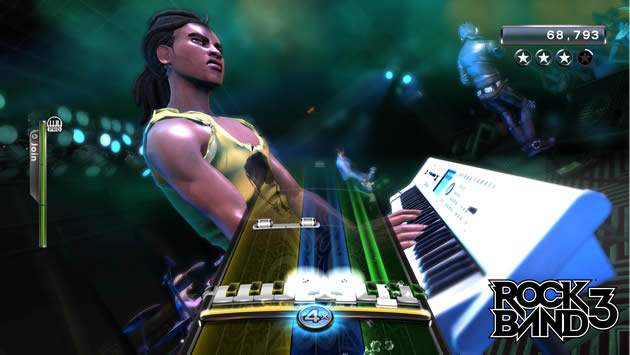 Rock Band 2 Screenshot - 867227