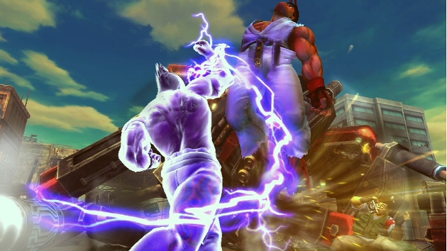 Street Fighter X Tekken - Feature