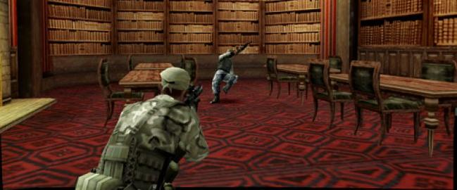 SOCOM: U.S. Navy SEALs Fireteam Bravo 3 Screenshot - 88719