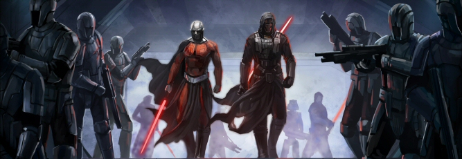 Star Wars: The Old Republic - Feature