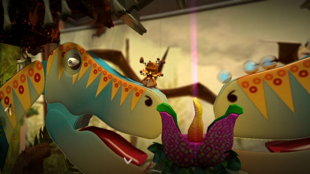 Sackboy&#x27;s Prehistoric Moves  Boxart