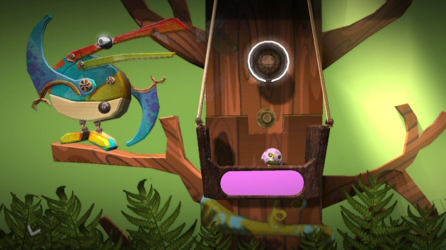 Sackboy&#x27;s Prehistoric Moves  Image