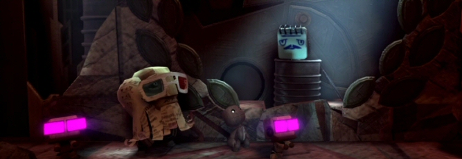 LittleBigPlanet 2 Screenshot - 819611
