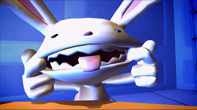 Sam & Max The Devil's Playhouse: Episode 4: Beyond the Alley of the Dolls Image