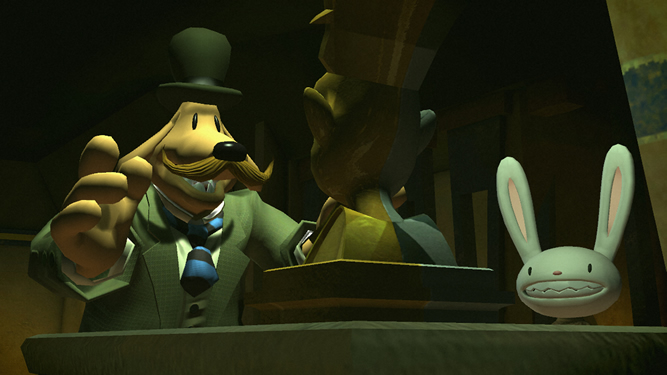 Sam & Max: The Devil's Playhouse Episode 2: The Tomb of Sammun-Mak - Feature