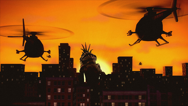Sam & Max The Devil's Playhouse: Episode 5: The City that Dares Not Sleep Image