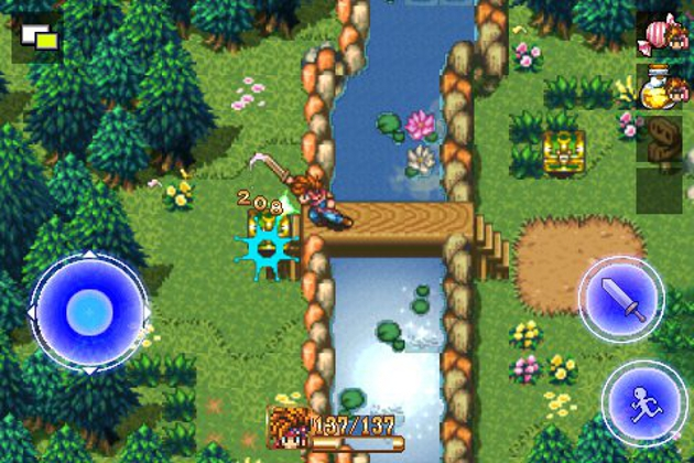 Secret of Mana - IP Image