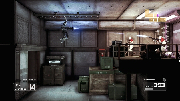 Shadow Complex Screenshot - 794897