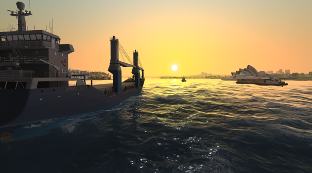 Ship Simulator Extremes Image