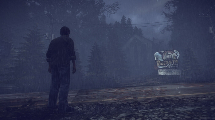 Silent Hill: Downpour - Feature