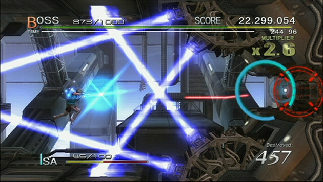 Sin & Punishment: Star Successor Screenshot - 867606