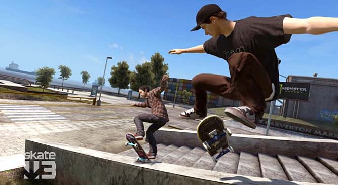 Skate 3 Screenshot - 89101