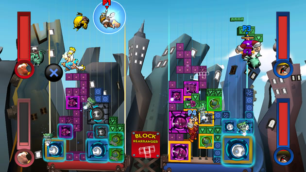 Slam Bolt Scrappers Screenshot - 867268
