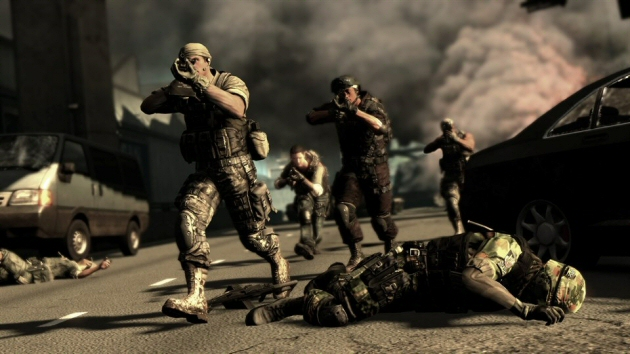 SOCOM 4: US Navy SEALS Image