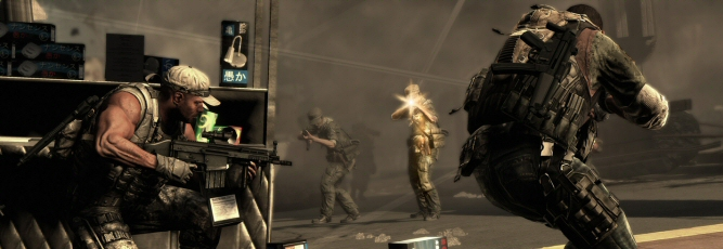 SOCOM 4: US Navy SEALS Screenshot - 866138