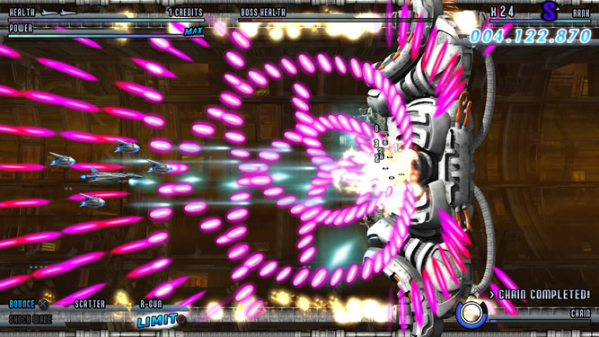Soldner-X 2: Final Prototype Screenshot - 89473