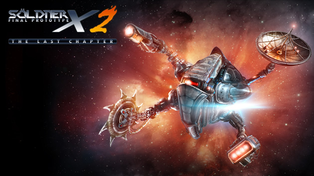Soldner-X 2: Final Prototype - The Last Chapter - Feature