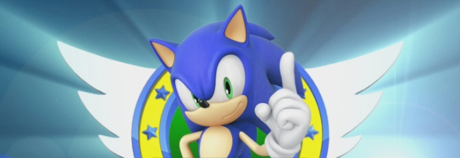 Sonic the Hedgehog 4: Episode 1 Boxart