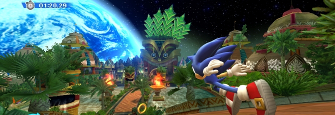 Sonic Colors - Feature