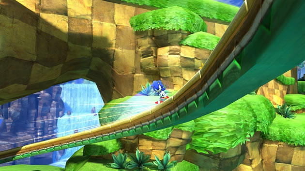 Sonic Generations - Feature
