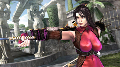 SOULCALIBUR: Broken Destiny - Feature