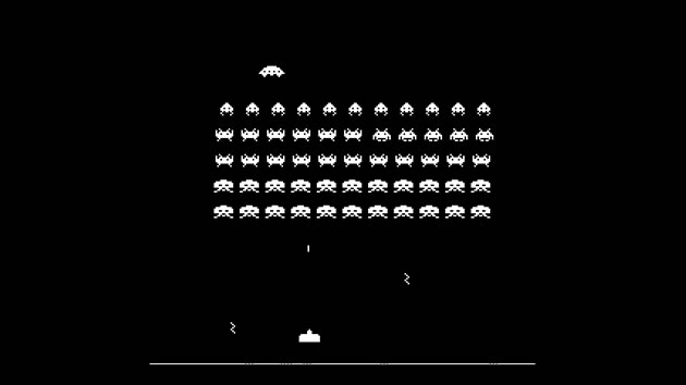 Space Invaders Infinity Gene - Feature