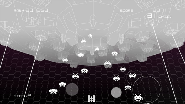 Space Invaders Infinity Gene Image