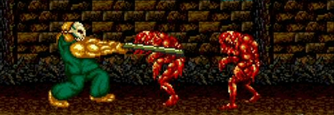 SPLATTERHOUSE 2 - Feature