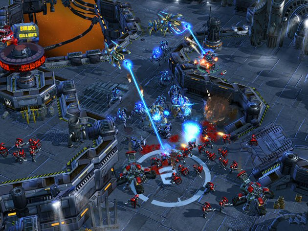 StarCraft II: Wings of Liberty Screenshot - 867374