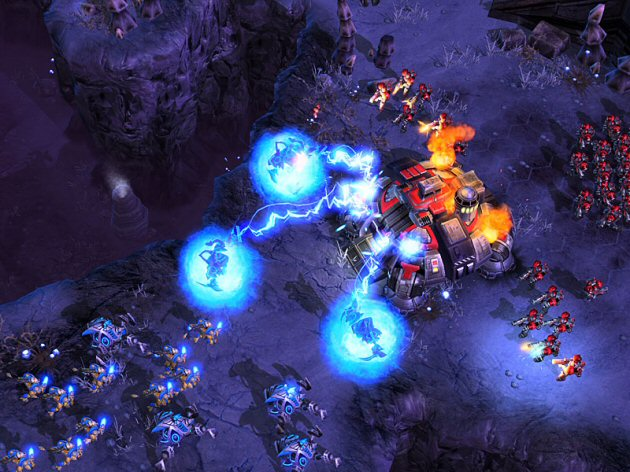 StarCraft II: Wings of Liberty Screenshot - 868332