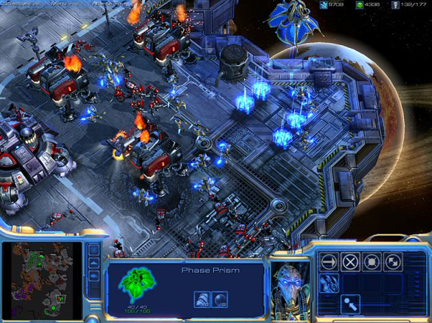 StarCraft II: Wings of Liberty Screenshot - 867686