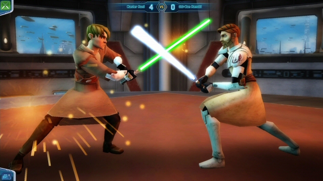 Star Wars: Clone Wars Adventures - Feature