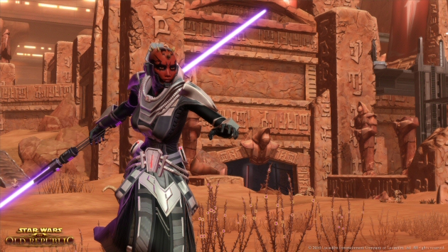 Star Wars: The Old Republic Screenshot - 868404