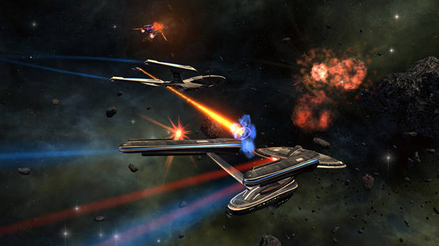 Star Trek: Online Screenshot - 867369