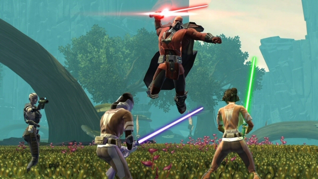 Star Wars: The Old Republic Screenshot - 867745