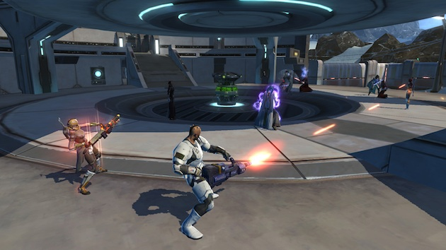 Star Wars: The Old Republic Screenshot - 869071