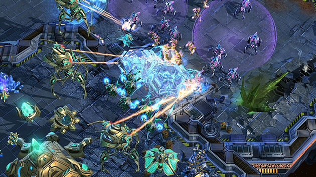 StarCraft II: Wings of Liberty - Feature