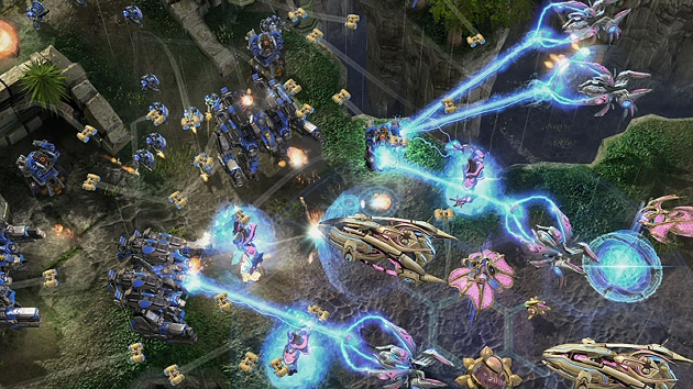 StarCraft II: Wings of Liberty Screenshot - 867408