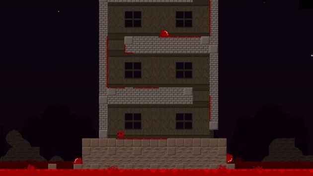 Super Meat Boy Image