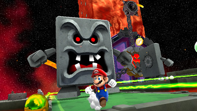 Super Mario Galaxy 2 - Feature