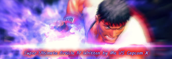 Super Street Fighter IV Screenshot - 846026