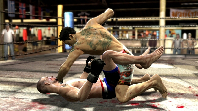 Supremacy MMA Screenshot - 824252