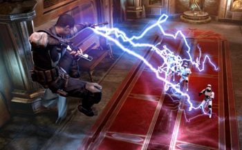 Star Wars: The Force Unleashed II - Feature