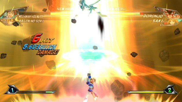 Tatsunoko vs. Capcom: Ultimate All-Stars Screenshot - 88548