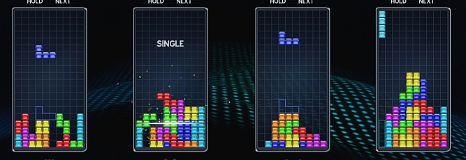 Tetris Screenshot - 866942