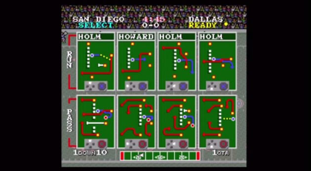 TECMO BOWL THROWBACK - Feature