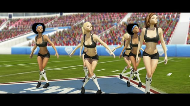 TECMO BOWL THROWBACK Image